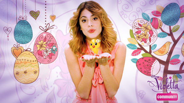 Easter! - Violetta Fan Blog
