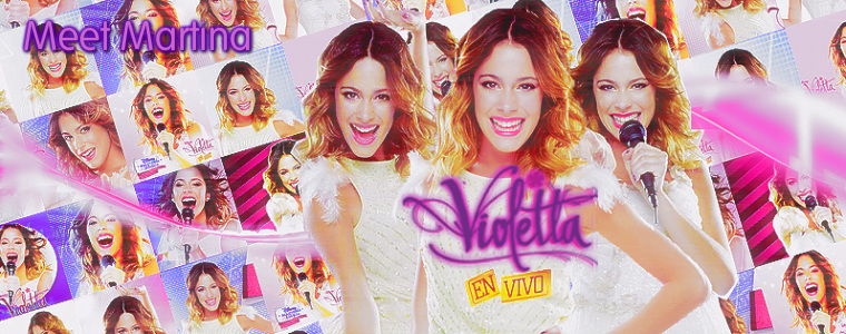 Meet Martina Stoessel - Violetta Fan Blog